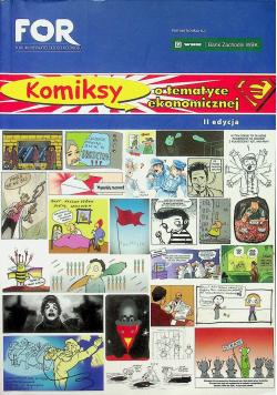 Komiksy o tematyce ekonomicznych