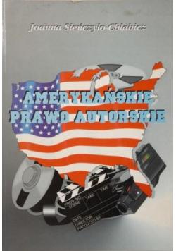 Amerykańskie prawo autorskie