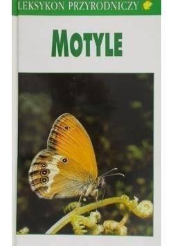 Leksykon przyrodniczy Motyle
