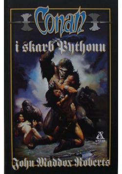 Conan i skarb Pythonu