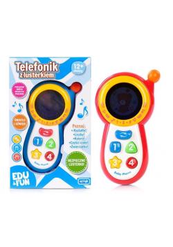 Telefonik z lusterkiem