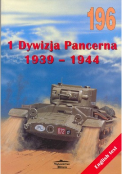 1 dywizja pancerna 1939 1944