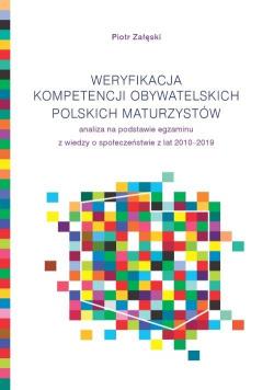 Weryfikacja kompetencji obywatelskich polskich..