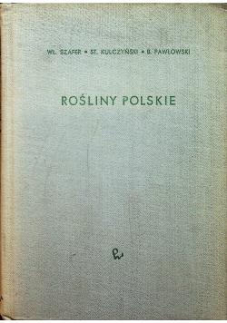 Rośliny polskie