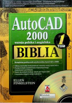 AutoCad 2000 Biblia Tom 1