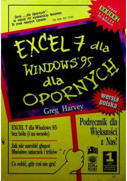 Excel 7 dla opornych