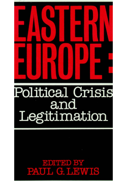 Eastern Europe Political Crisis and Legitimation
