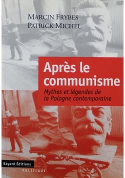 Apres le communisme