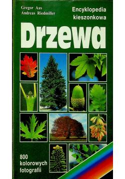 Encyklopedia kieszonkowa Drzewa