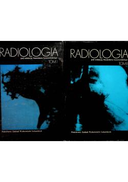 Radiologia tom 1 i 2