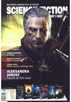 Science Fiction. Fantasy i Horror. Nr 68