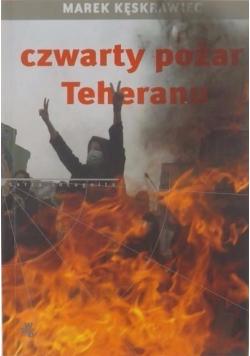 Czwarty pożar Teheranu