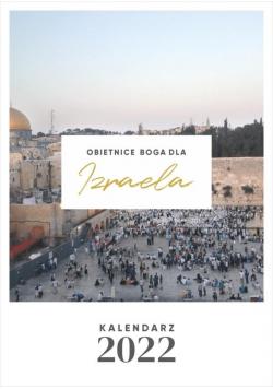 Kalendarz 2022 A3 Obietnice Boga dla Izraela