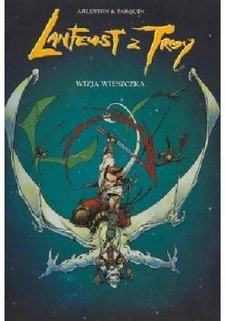 Lanfeust z Troy Tom 5 Wizja wieszczka