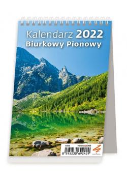 Kalendarz 2022 biurkowy Pionowy HELMA
