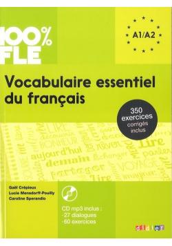 100% FLE Vocabulaire essentiel du français A2