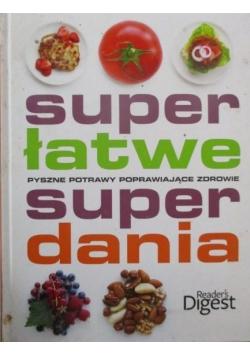 Super łatwe super dania NOWA
