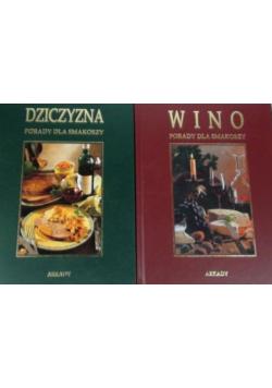 Porady dla smakoszy Wino Dziczyzna