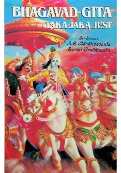 Bhagavad Gita taka jaką jest