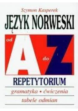 Język norweski A - Z Repetytorium