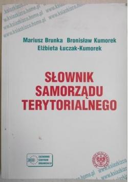 Słownik samorządu terytorialnego