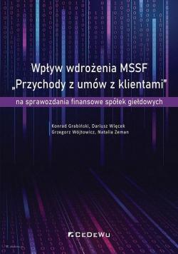 Wpływ wdrożenia MSSF