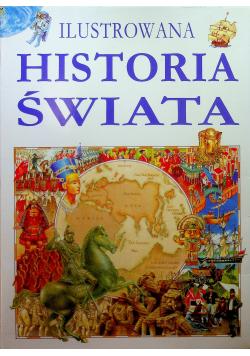 Ilustrowana historia świata 5 tomów od 1 do 5