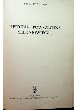 Historia Powszechna Średniowiecza