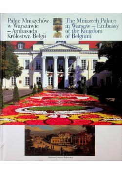 Pałac Mniszków w Warszawie Ambasada Królestwa Belgii NOWA