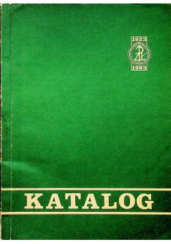 Katalog Trofeów łowieckich