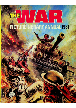 The war picture library annual