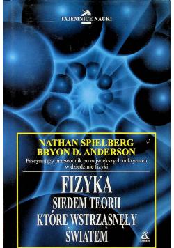 Fizyka Siedem teorii które wstrząsnęły światem