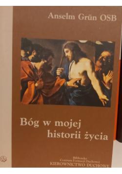 Bóg w mojej historii życia