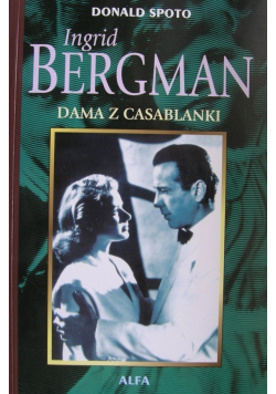 Ingrid Bergman Dama z Casablanki