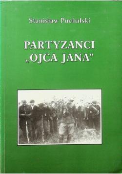 Partyzanci Ojca Jana autograf Puchalski