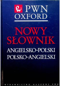 Nowy słownik angielsko polski polsko angielski