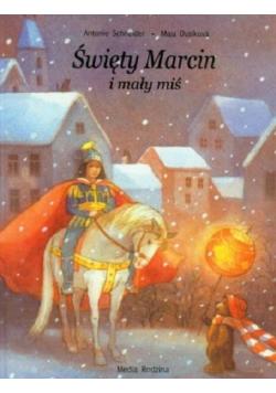 Święty Marcin i mały miś