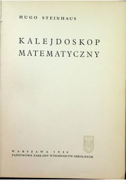 Kalejdoskop matematyczny