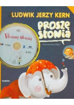 Proszę słonia plus  DVD