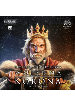 Wojenna korona audiobook Nowa