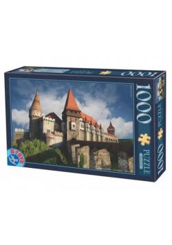 Puzzle 1000 Rumunia, Zamek Corvin