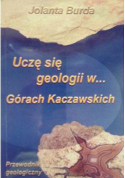 Uczę się geologii w Górach Kaczawskich