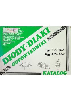 Diody diaki odpowiedniki Katalog