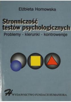 Stronniczość testów psychologicznych