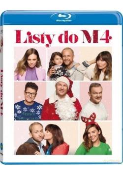 Listy do M. 4 (Blu-ray)