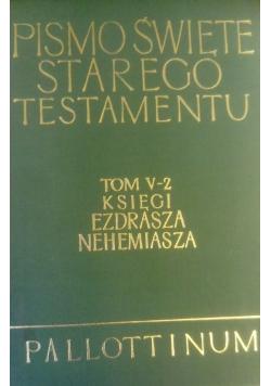 Pismo Święte Starego Testamentu Tom V  2