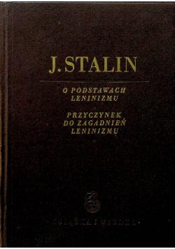 O Podstawach Leninizmu 1949 r