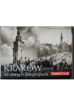 Kraków na starych fotografiach