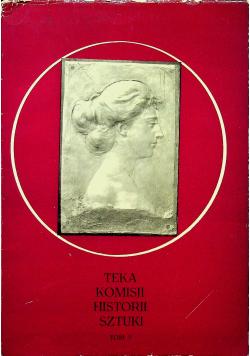 Teka komisji historii sztuki