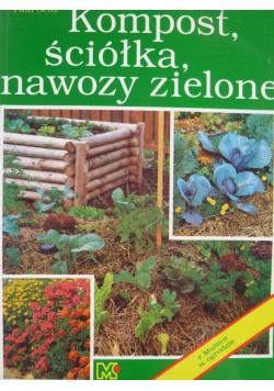 Kompost ściółka nawozy zielone